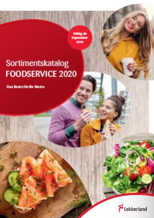 foodservice katalog